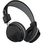 JLab Audio Neon Bluetooth Wireless On-Ear Headphones with Mic - Black