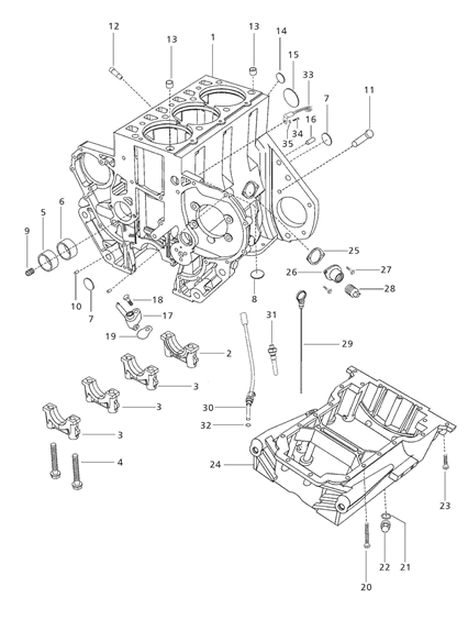 Mahindra Engine Diagram