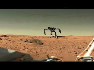 Las Fotos Más Aterradoras Tomadas En Marte Por El Curiosity.