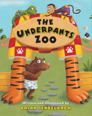 Cover image for The Underpants Zoo