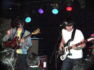The View - Mercury Lounge, Jan. 2, 2007