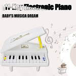 Gobestart Creative Children's Piano Multi-Function Music Electronic Toys Pianos & Keyboard