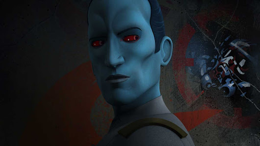 Thrawn closes in on Imperial leak in Star Wars Rebels