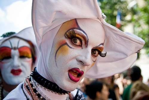 Flickr: philippe leroyer - Lesbian & Gay Pride (181) - 28Jun08, Paris (France)