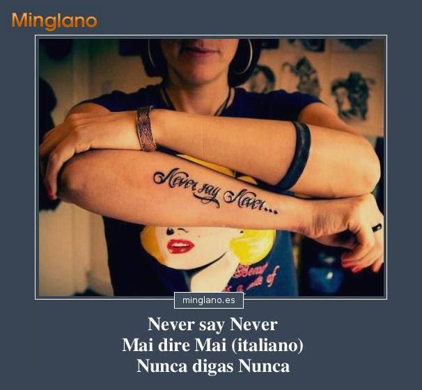 Frases Para Tatuajes En Ingles Traducidas