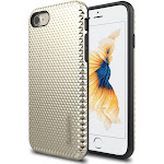 Luvvitt Brilliant Armor Fashion Case for iPhone 7 and 8 - Gold