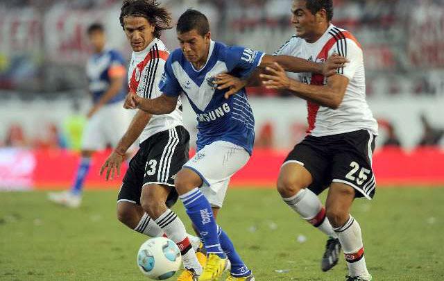 Torneo Final 2013 | River empató con Vélez en Núñez e interrumpió una racha de éxitos en casa