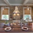 Kitchen - eclectic - kitchen - charleston - by Phillip W Smith General Contractor, Inc.