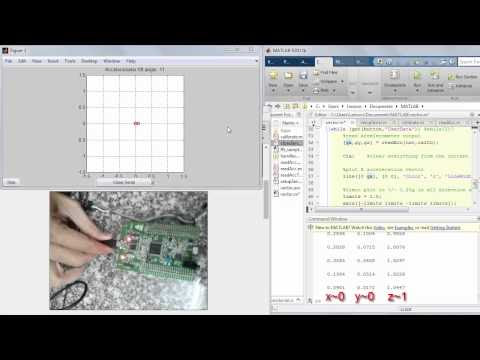 MATLAB Arduino Tutorial 3, 4 and 5