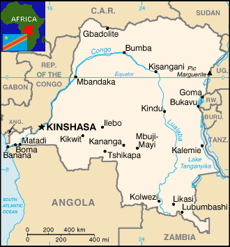 The Democratic Republic Of Congo Global Issues
