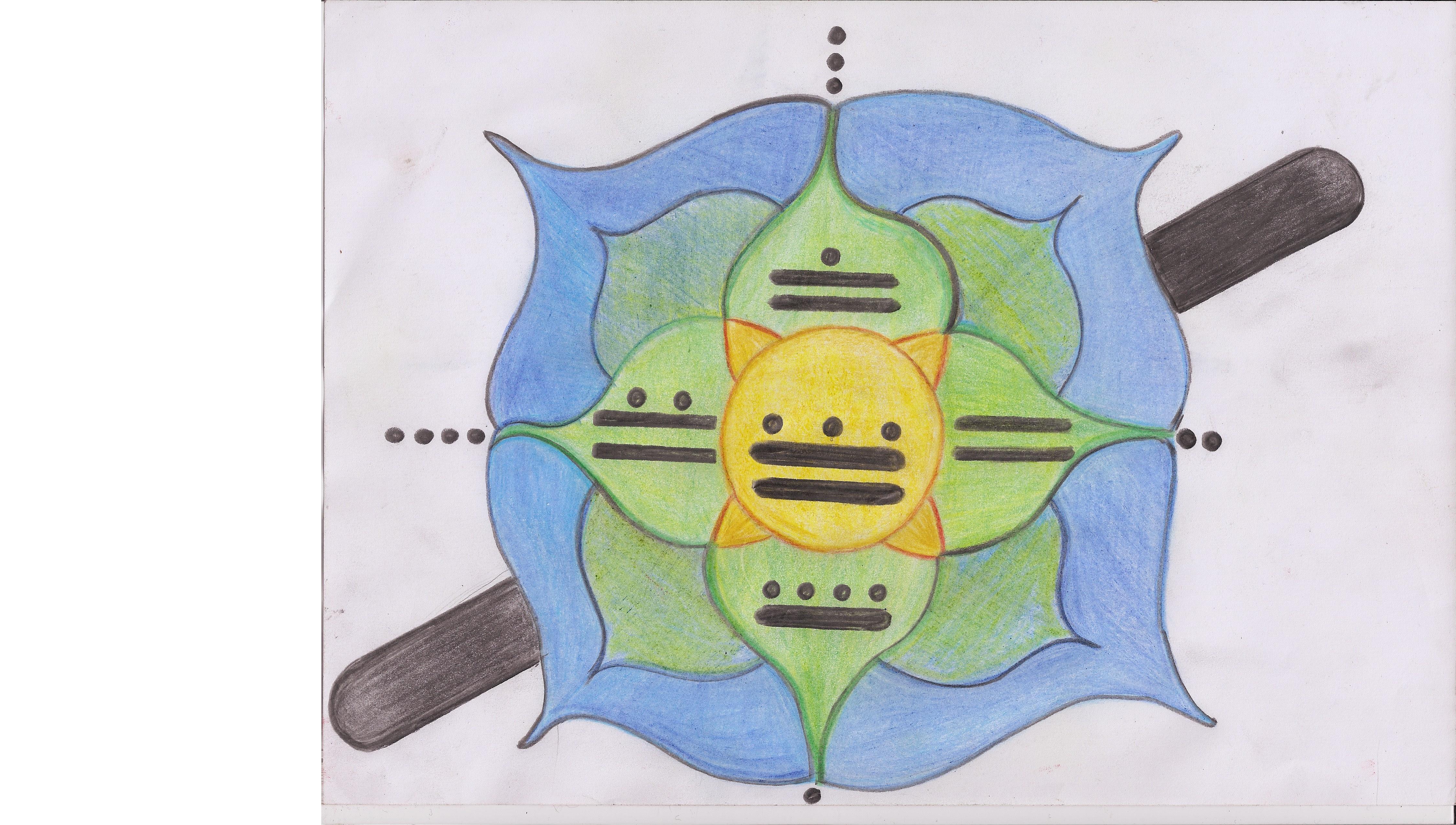 nucleo celula cosmica maya