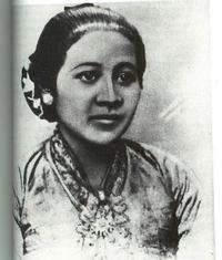 Foto Ibu Kartini