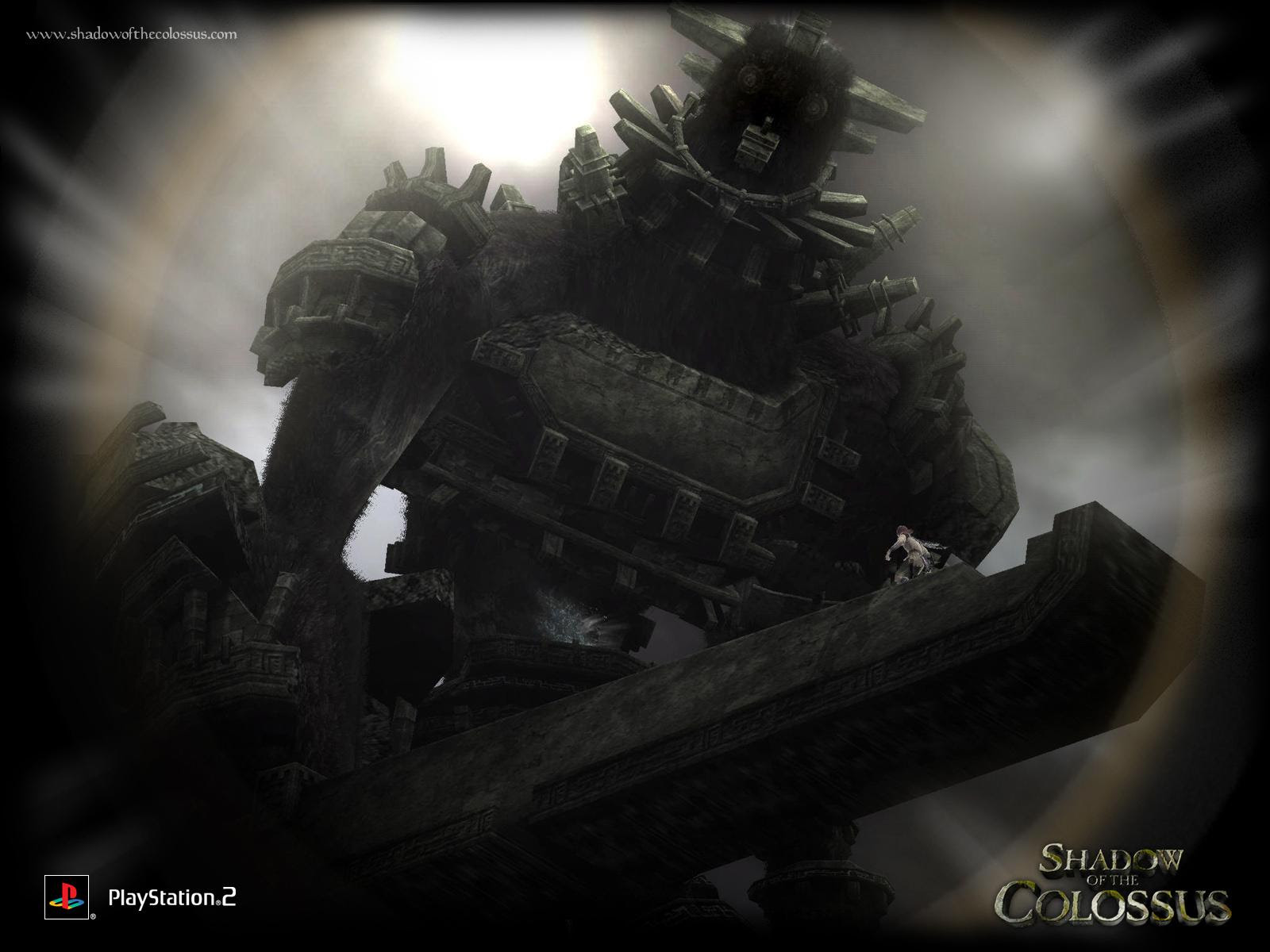 Knight Colossus Shadow Of The Colossus Wallpaper 32794224 Fanpop