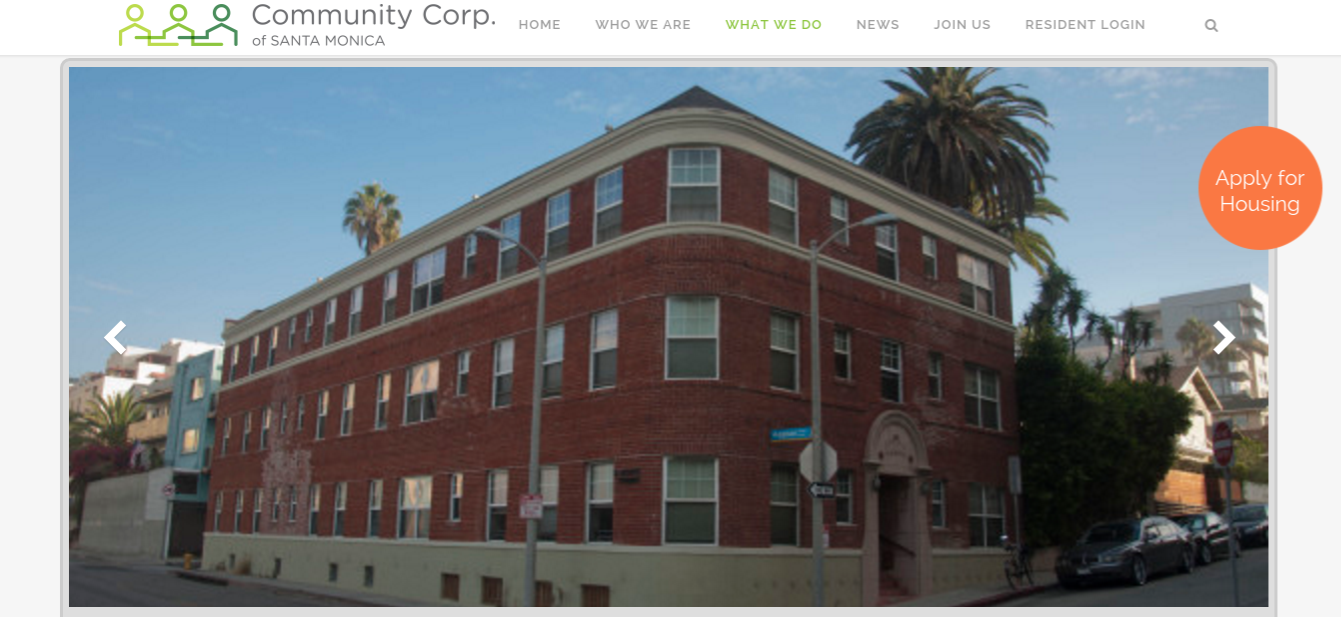 Low Income Housing Santa Monica Application - minimalist interior design
