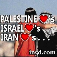 Palestine Loves Israel Loves Iran Loves…