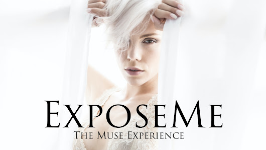 Expose Me - a book about beauty & nude model photography