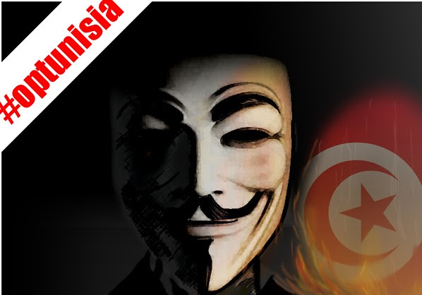 Anonymous started Operation Tunisia on 2 January 2011