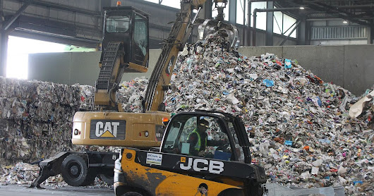 What REALLY happens to your recycling? Inside Merseyside's recycling centre