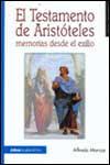 EL TESTAMENTO DE ARISTÓTELES - Alfredo Marcos