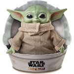 Mattel GWD85 11 in. Star Wars The Child Plush