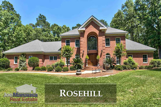 Rosehill Listings and Sales Report July 2018