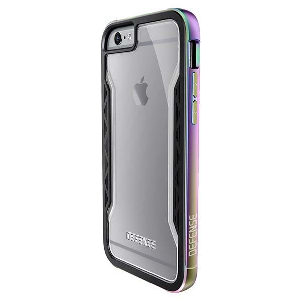 X Doria Defense Shield Iphone 6s Case Boasts Aluminum Frame And
