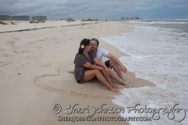 Orange Beach Engagement