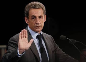 Sarkozy duda del cambio climático en plena campaña para unas primarias