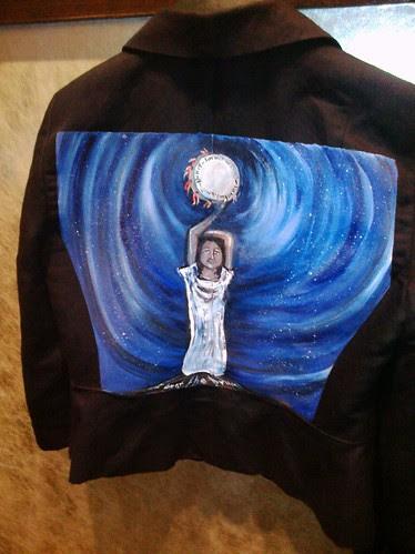 "Anita Samarth's Jacket: The ""I"" in HIT"