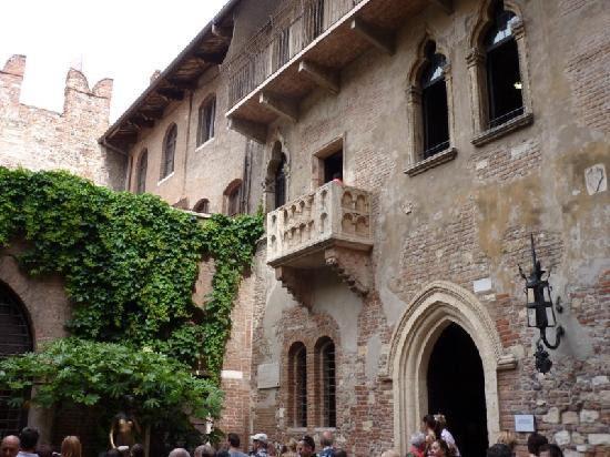 Casa di Giuliettaの写真