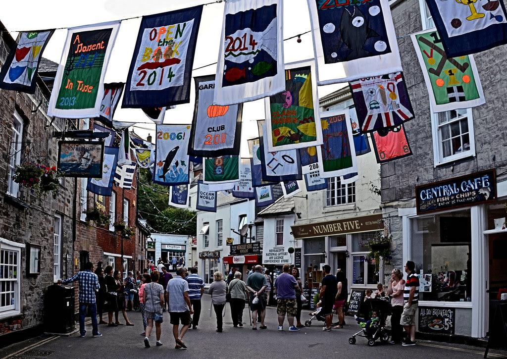 Market Square Mevagissey. Nikon D3100. DSC_0208.