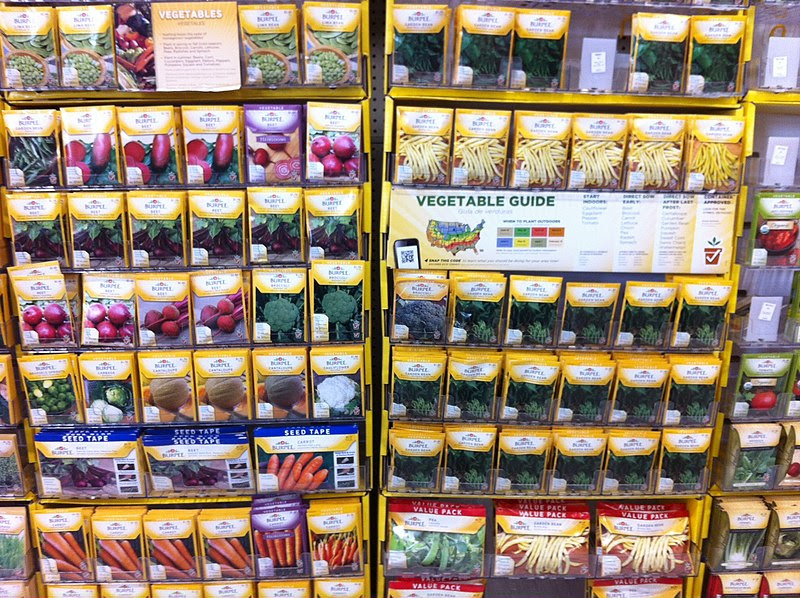 File:Vegetable Seed Packets.jpg