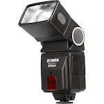 Bower SFD328 Hot-Shoe Flash - TTL - Black