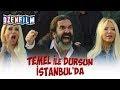 Temel ile Dursun İstanbul'da Filmi Konusu ve Oyuncu Kadrosu