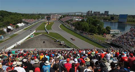 formula  canadian grand prix weather forecast
