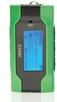 iRiver T30 MP3 player