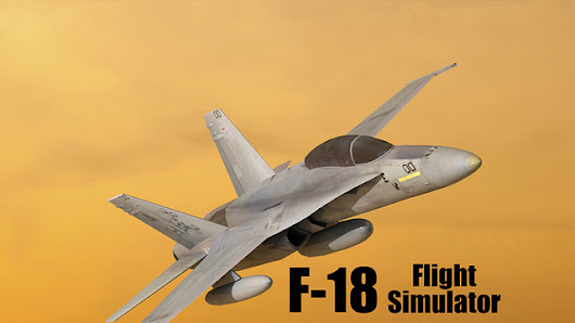 F18 Flight Simulator