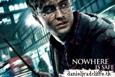 Deathly Hallows part 1 US character poster