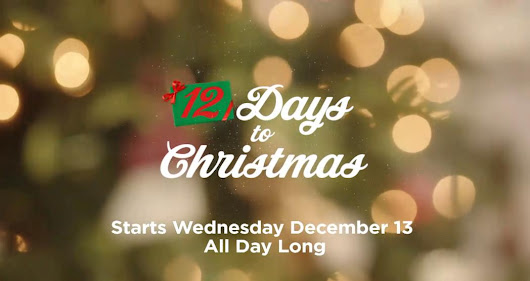 12 Days to Christmas - Starts December 13 | Hallmark Channel