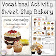 Vocational Activity Sweet Shop Bakery