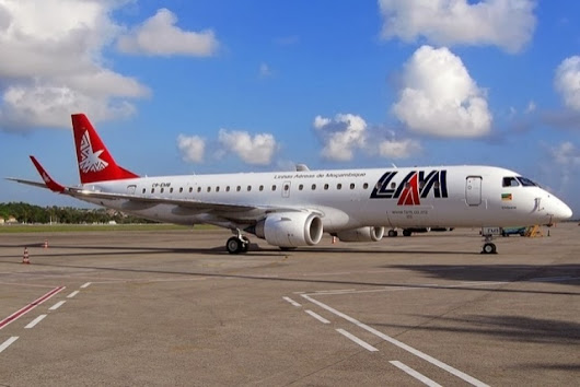 LAM cancels flights to Nampula and Lichinga due to technical problems