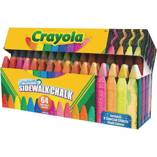 google express crayola 512064 4 64 assorted color ultimate