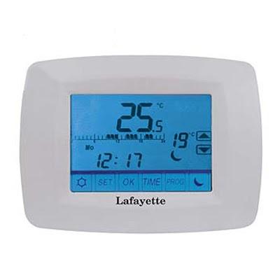 aerazione forzata termostato lafayette istruzioni