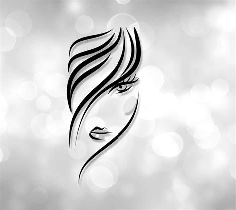logo design  hair salon logo graphicdesign branding