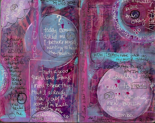Jump into Journaling