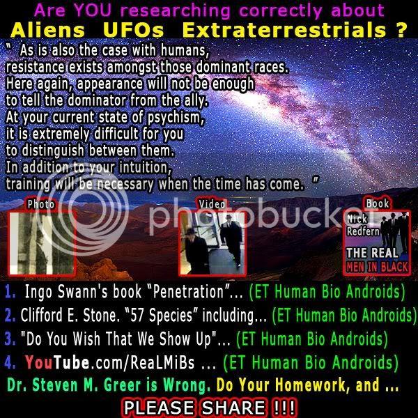 Aliens UFOs Extraterrestrials Proof