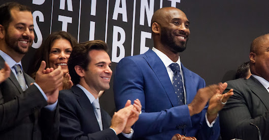 Kobe Bryant says the key to success is something anyone can do