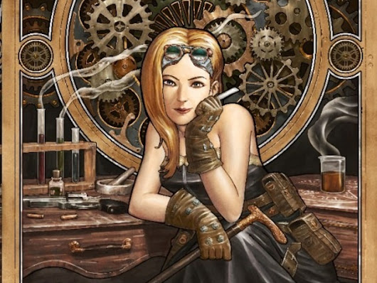 Clockwork: Empire Roleplaying Game