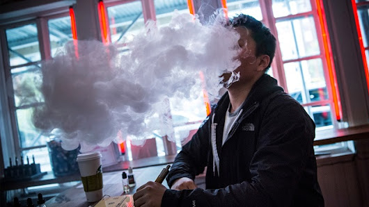 The American Heart Association Wants E-Cigarettes Included in Smoke-Free Laws