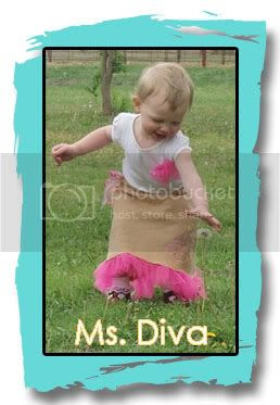 Ms Diva Button